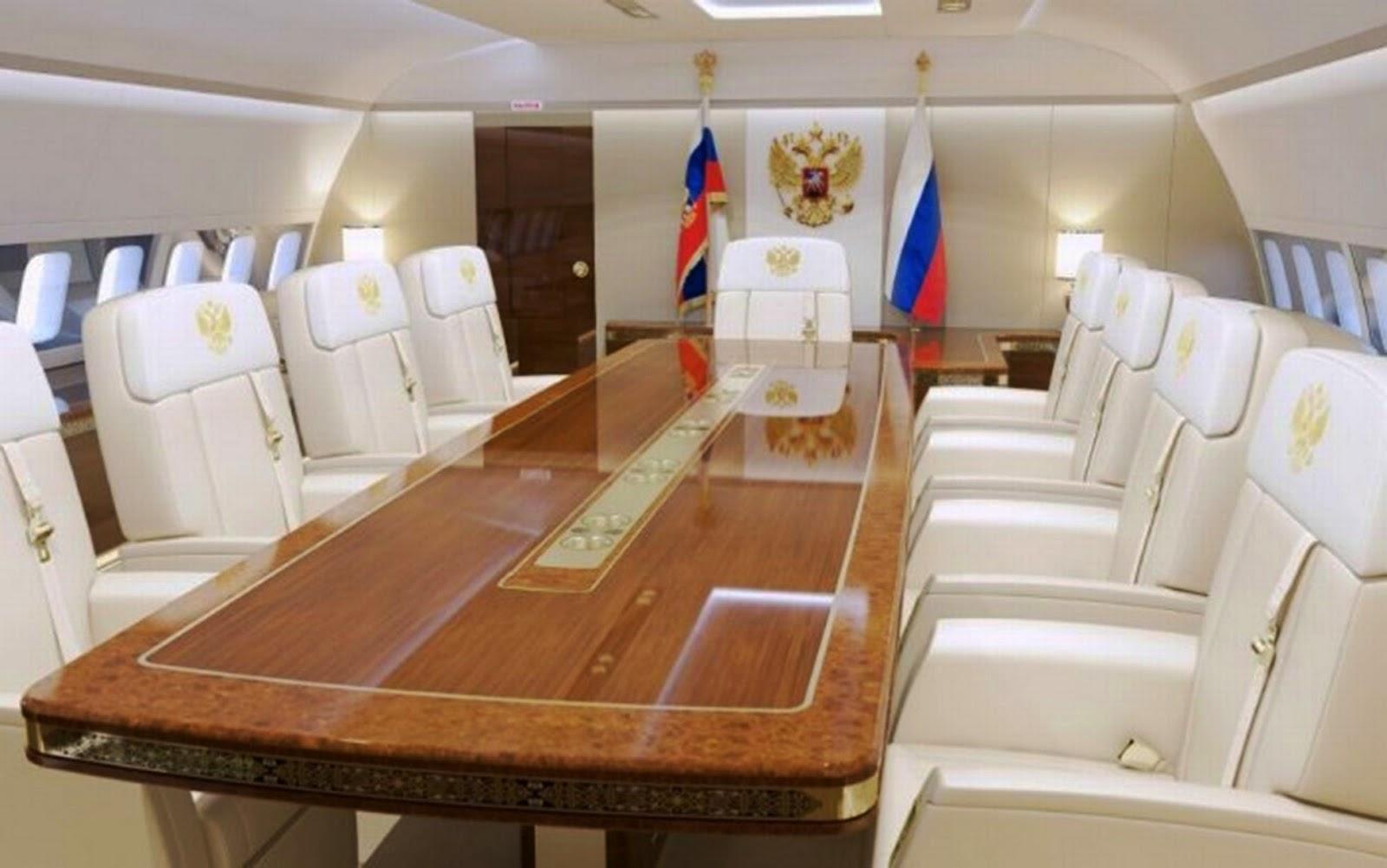 Борт номер 1. На чем летает Путин?